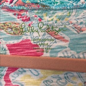 Lilly Pulitzer Tops - Lily Pulitzer in the beginning top